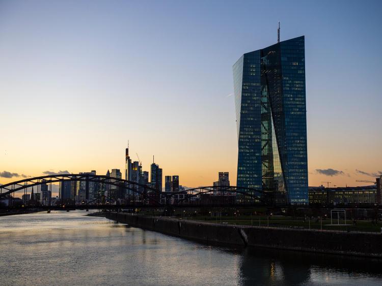 BCE EZB ECB